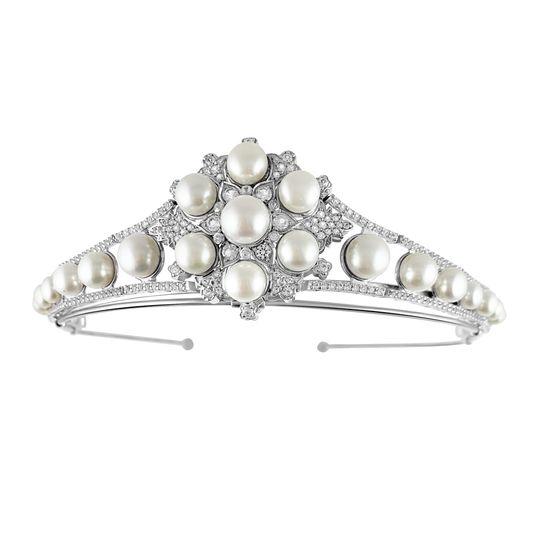 Royal Tiara a unique piece