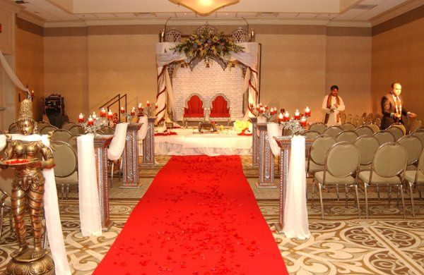 Wedding set-up