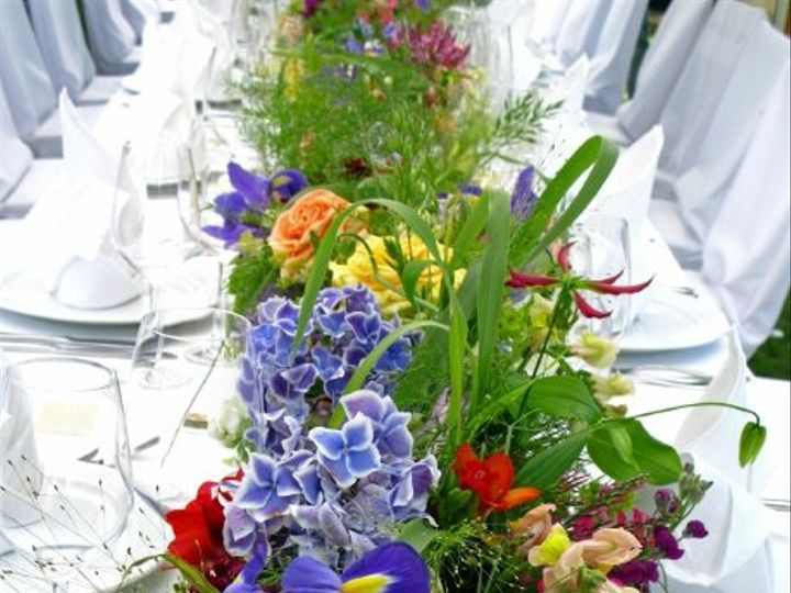Tmx 1318818101457 ColorfullonglowCenterpiece Newburgh, New York wedding florist