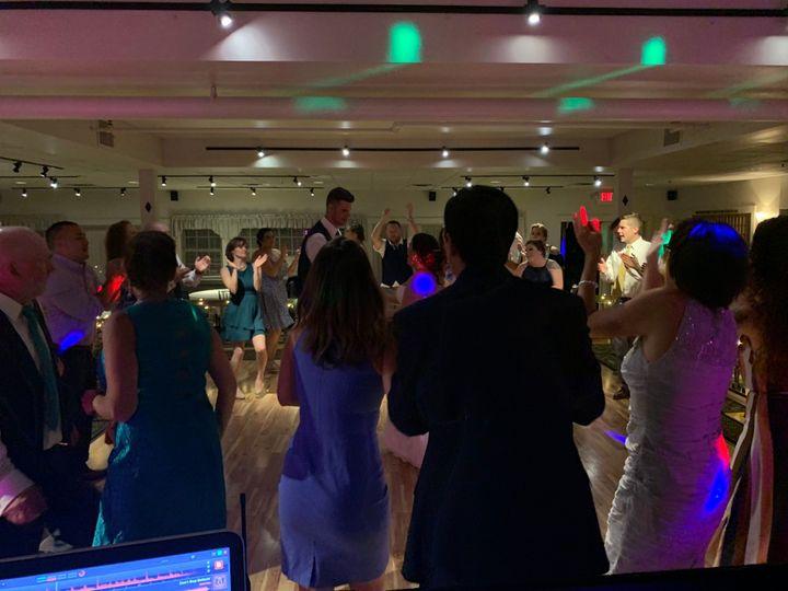 Rocking the dance floor !