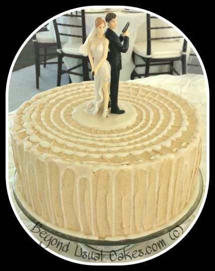Beyond Usual Cakes, LLC - Wedding Cake - Appling, GA - WeddingWire