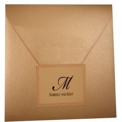 Elegant Pearlized Pocket Closed