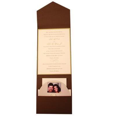 Tmx 1245609769767 ElegantBorderedPocket400X400copy Tampa wedding invitation