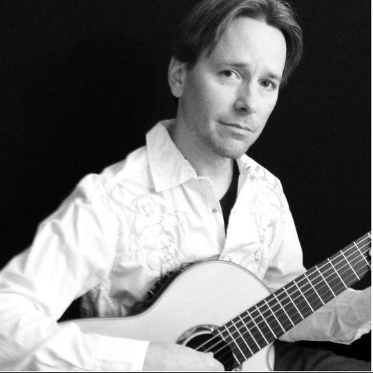 Doug Edgell - Guitarist