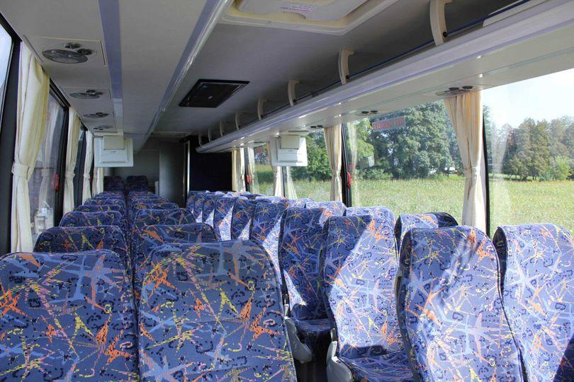 bus22 interior