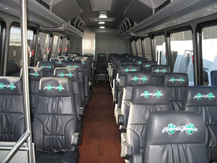 mike bus seats
