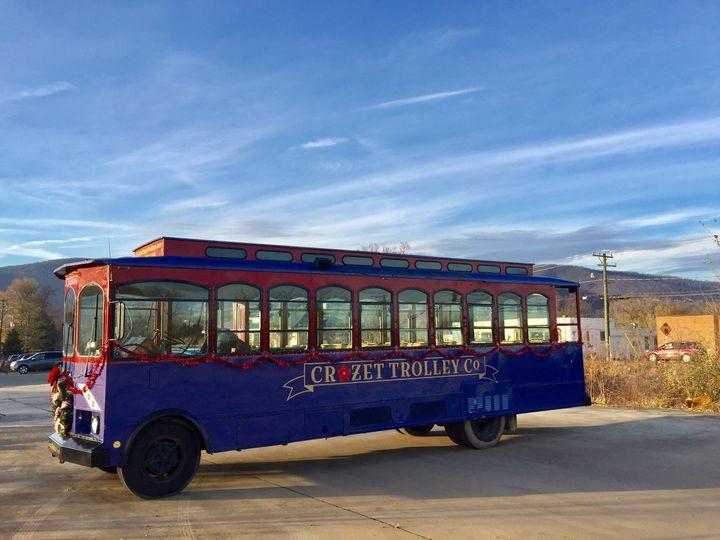 Seats 30 per trolley