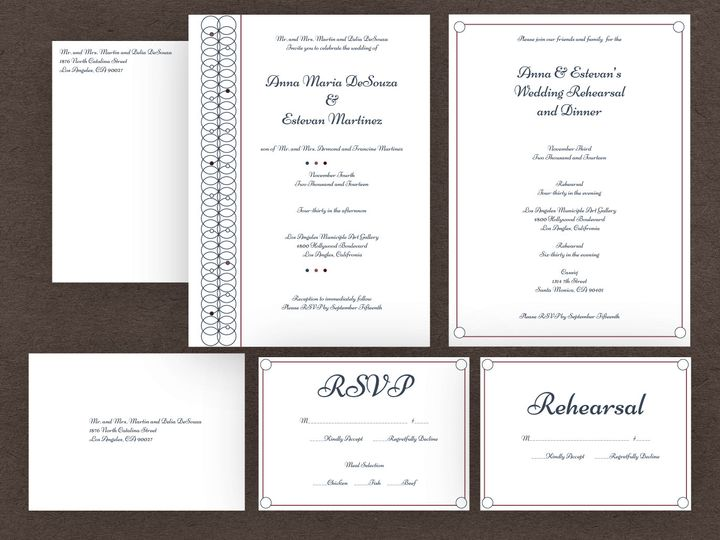 Tmx 1467831414796 Pattern Package Santa Barbara wedding invitation