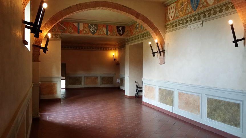 Capacci's Hall