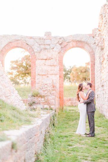 Engagement Gubbio, Italy