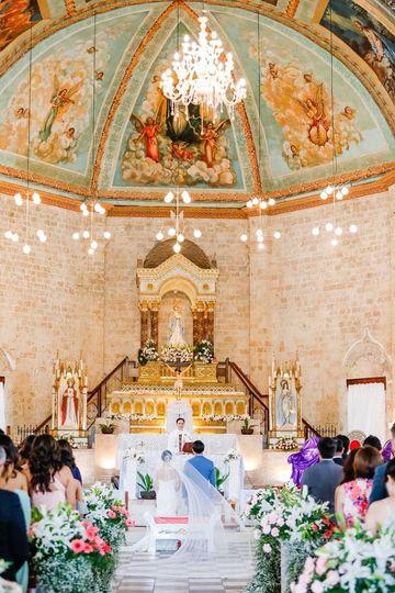 Philippino wedding