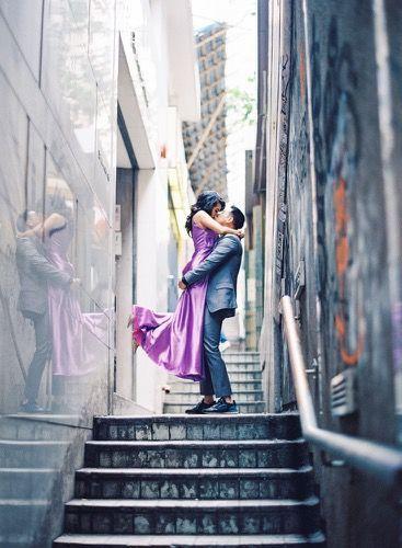 Engagement Hong Kong