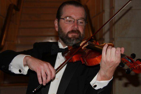 Strolling Violinist, Renaissance Grand Hotel-St. Louis. Corporate Event.