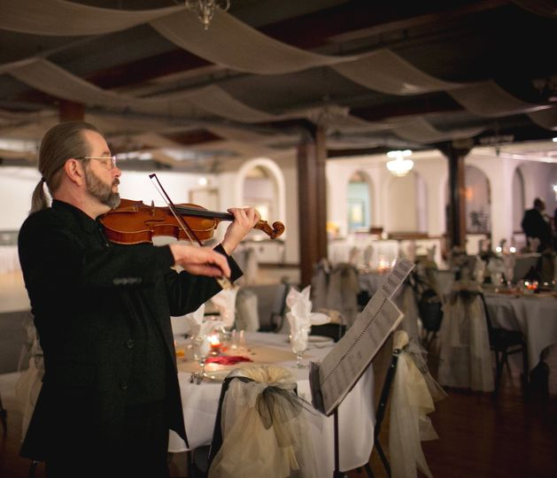 Strolling Violinist