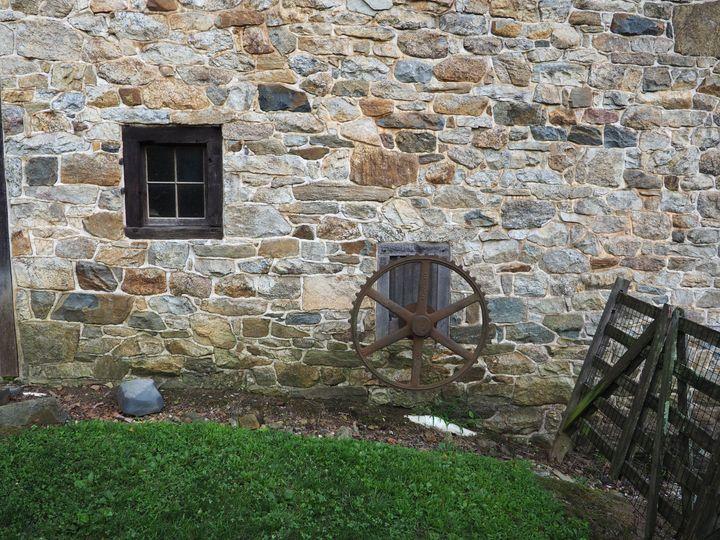 Old stonework