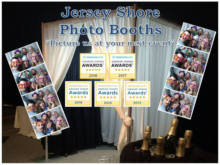 Jersey Shore Photo Booths