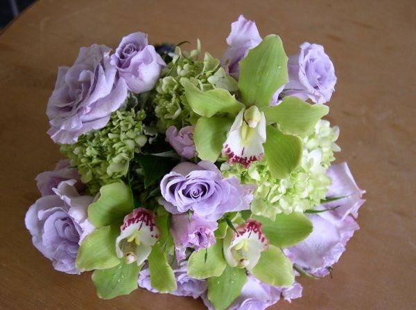 purpleandgreenbouquet