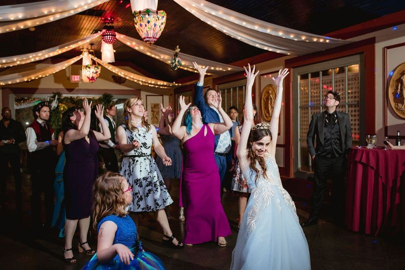 Wedding at Round Hill House