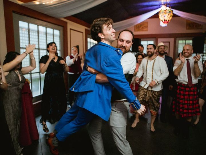 Tmx Amysimsphoto 20190620 Carlamax Dancing 30 51 994199 1570407080 Monroe, NY wedding dj