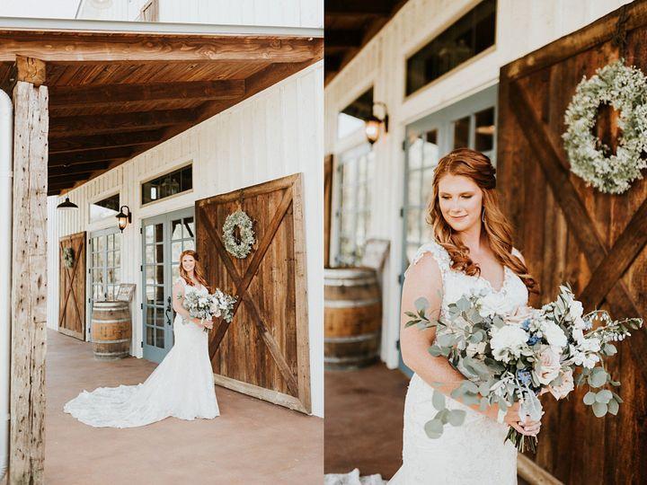 Texas bride in Waco