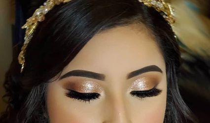 Lili makeup artist