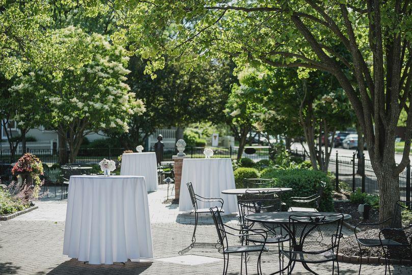 Tribute Terrace Cocktails