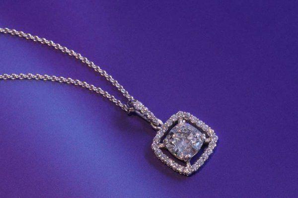 Tmx 1311273822858 CBCushionClusterNecklace Boston wedding jewelry