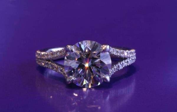 Tmx 1386004548237 3 Carat Round Brillian Boston wedding jewelry