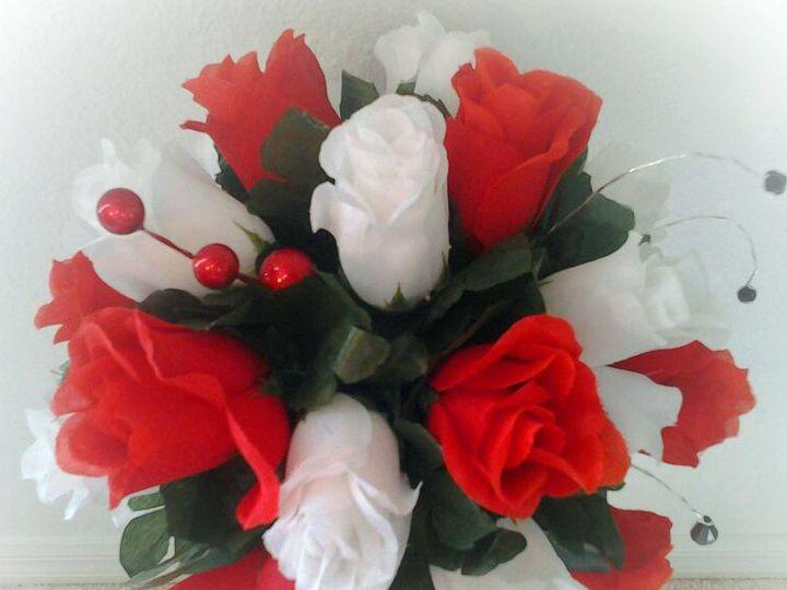 Tmx 1415886872726 Red Black White Bouquet3 Tampa, FL wedding eventproduction