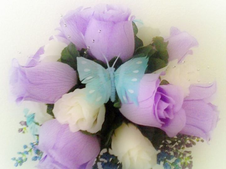Tmx 1415887504857 Teal Purple White3 Tampa, FL wedding eventproduction