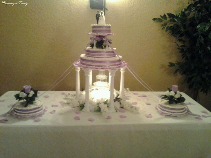 Tmx 1481044503872 5 Tier Wedding Cake2 Tampa, FL wedding eventproduction