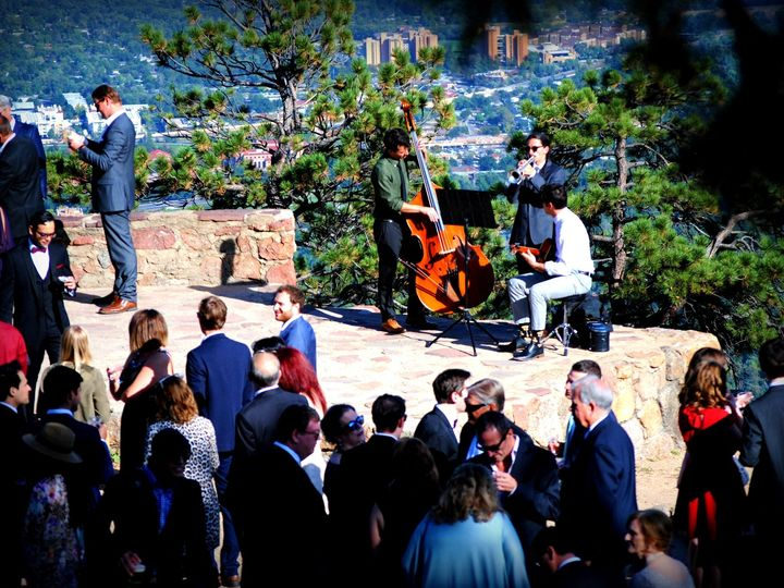 Tmx Band City 51 1028199 158283468426006 Colorado Springs, CO wedding planner