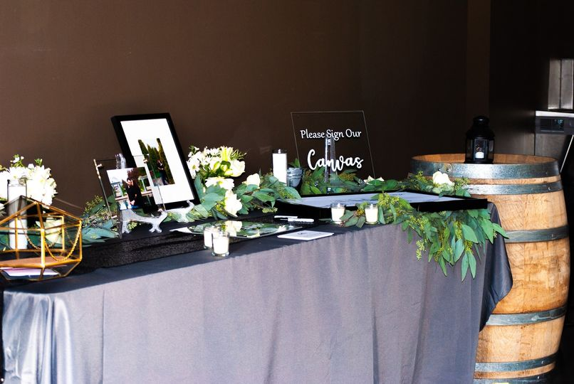 Welcome Table 2