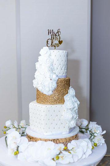 A cake masterpiece