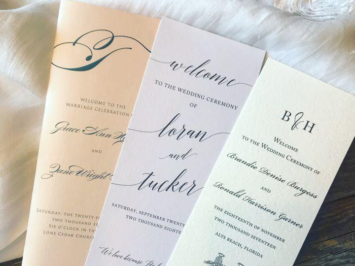 Tmx 3dd567b4 1f2b 41d1 9dc9 Ab286f1fb9df 51 1059199 Florence, AL wedding invitation