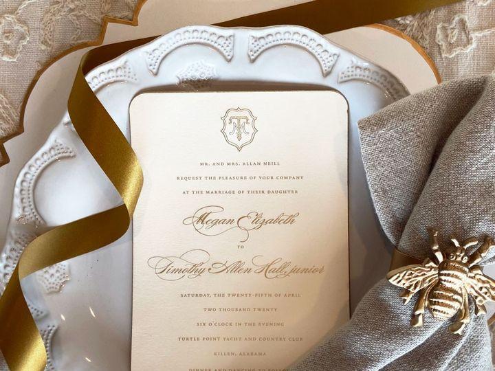 Tmx Img 3581editsquare 51 1059199 158939740989278 Florence, AL wedding invitation