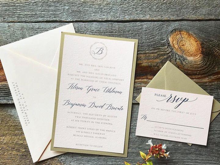 Tmx Img 7385 51 1059199 Florence, AL wedding invitation