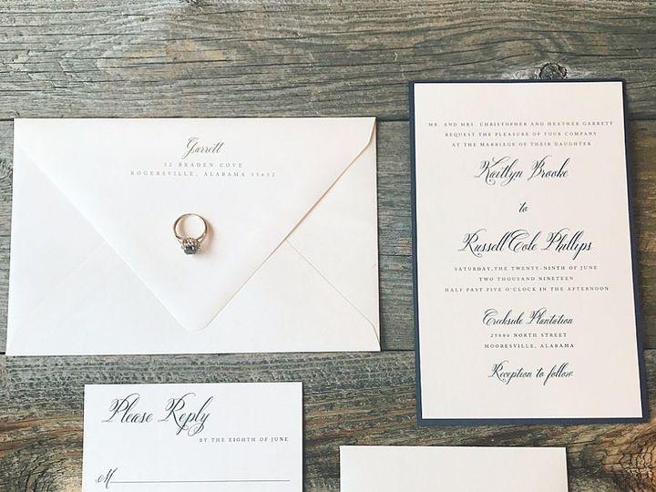 Tmx Img 8920 51 1059199 1562683224 Florence, AL wedding invitation