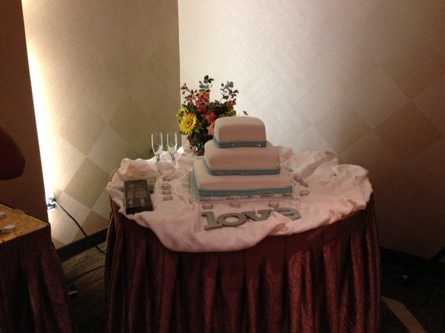 Wedding cakr