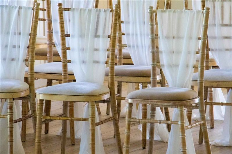 The new Venue at Lilly Lou's - chairs