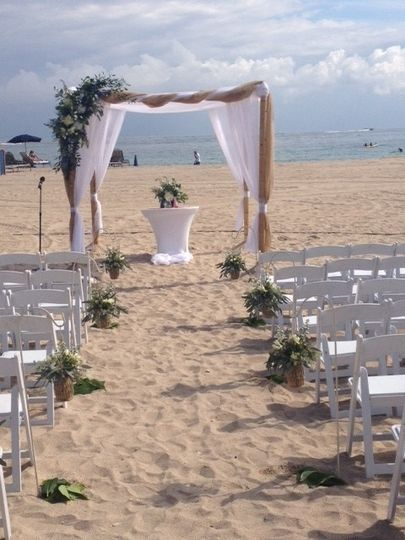 South Florida Weddings Wedding Officiants, Bamboo Chuppah Rentals ...