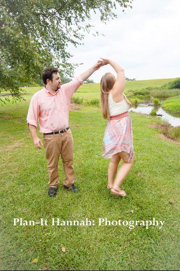 Couple danicng