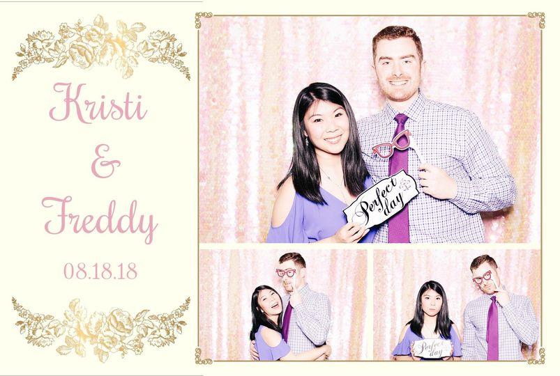 Wedding Themed Print Design
