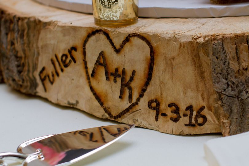Fuller Wedding - 2016