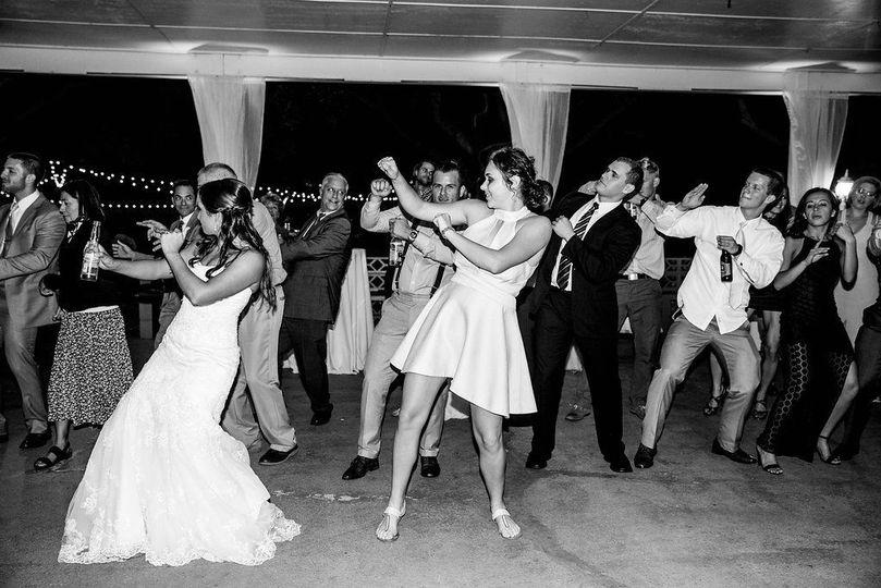 Synchronized dancing