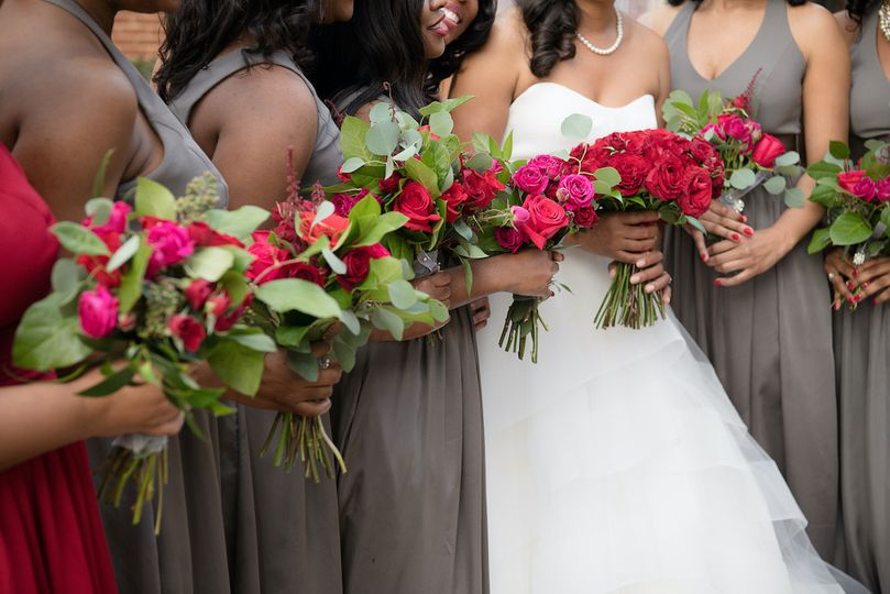 Natalie Fields Photography - Bouquets
