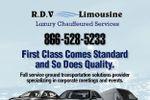 Rendez-Vous Limousine, LLC image