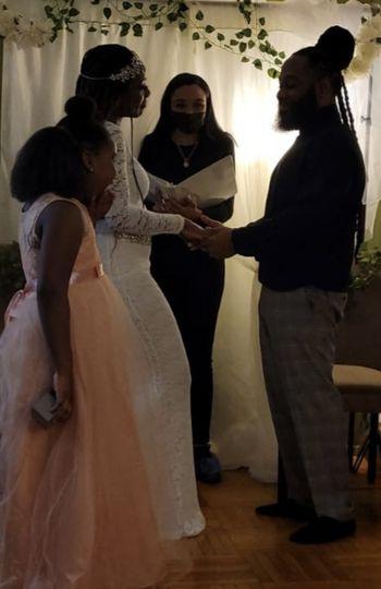 The President's Wedding