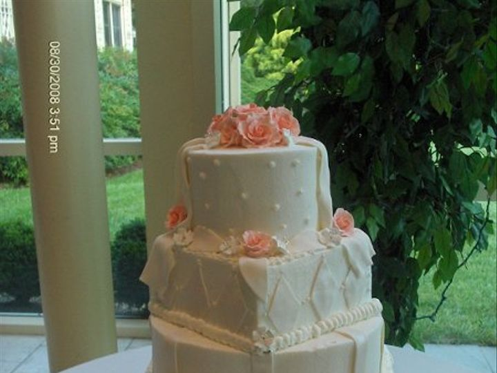 Tmx 1224279610698 002 Beltsville, District Of Columbia wedding cake