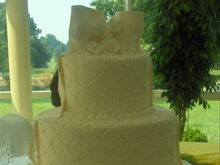 Tmx 1224280454854 BoydCake7 12 08 Beltsville, District Of Columbia wedding cake